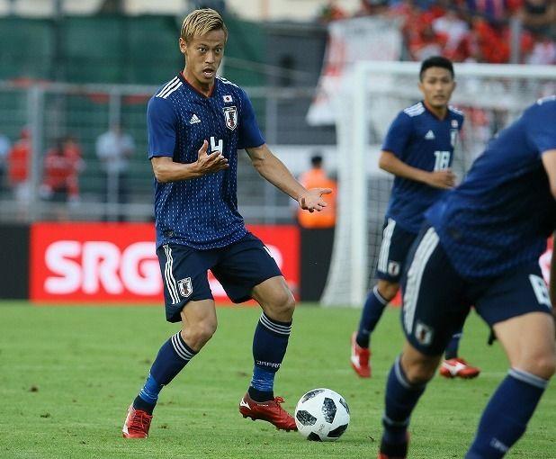 【サッカーW杯】本田ジャパンついに内紛!香川長友が本田に叛旗 一方、本田は余裕の笑み