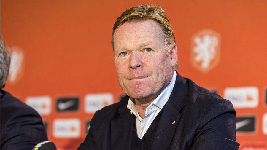 <W杯逃したオランダ代表>新監督はロナルド・クーマンに決定!混迷続くチームを再建できるか...