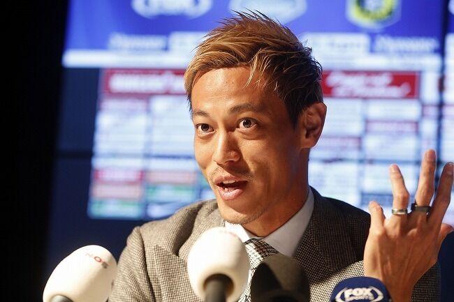 【朗報】本田圭佑、ニュージーランド戦のMVPに吉田麻也を選出するwwwwwww
