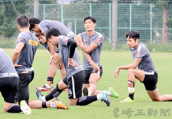 浦和、日本代表に招集の槙野がチーム合流 9日柏戦、リーグ戦上位浮上のきっかけへ