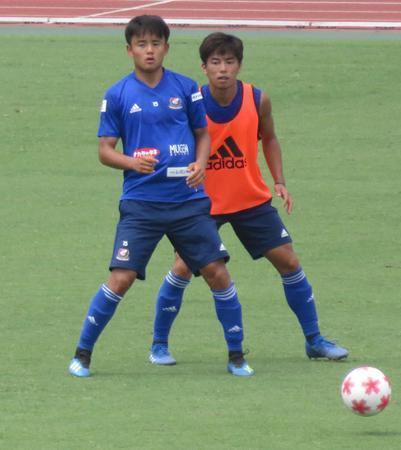 日本のメッシ久保建英、きょう天皇杯仙台戦で初先発濃厚