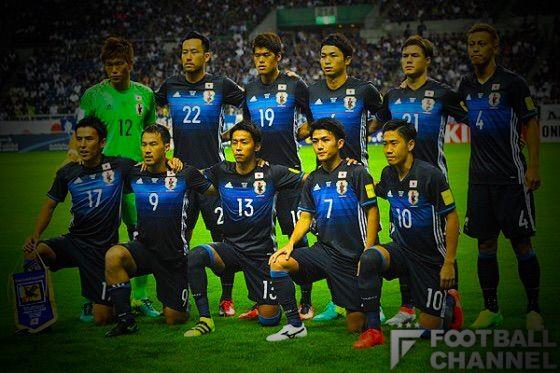 【FIFAランキング】日本前回から7つ下げて56位となりアジア6番手に後退…