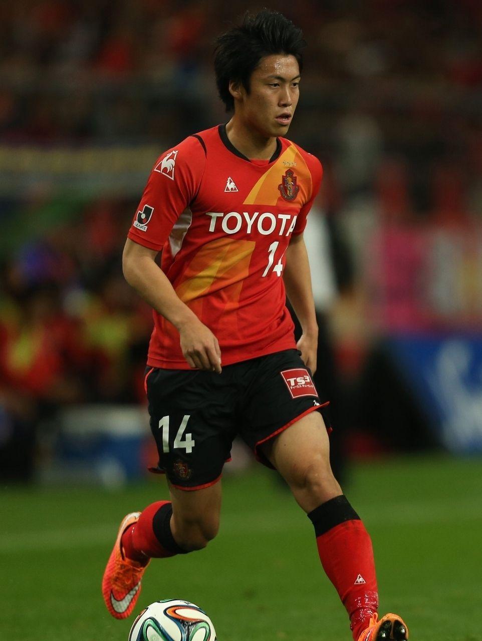 名古屋MF田鍋陵太が熊本へ期限付き移籍、背番号は15番に
