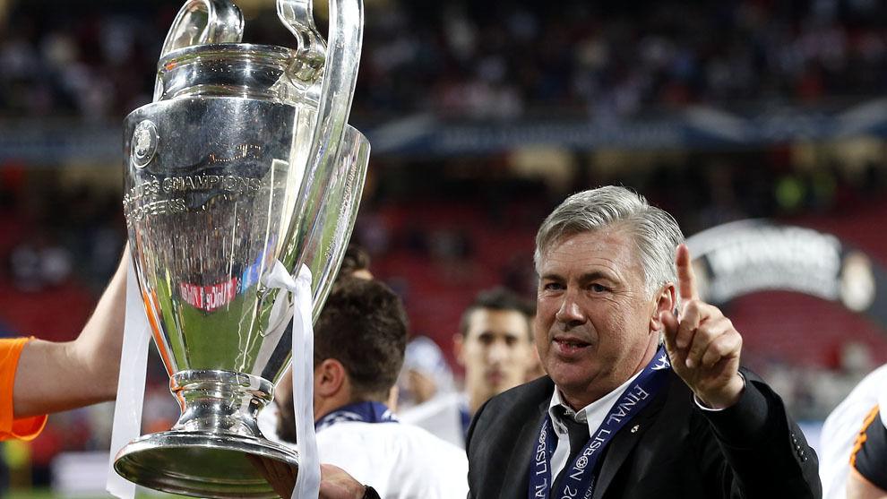 アンチェロッティのレアル・マドリードとかいうサッカー史上最高のチーム