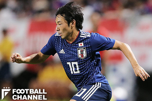 中島翔哉キレキレ! ポルトガル紙、こぞって報道「日本の勝利に貢献」「日本で活躍」