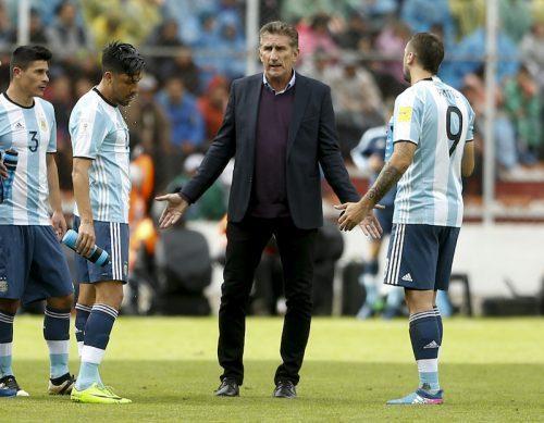 メッシ出場停止のアルゼンチン、ボリビアに痛い敗戦…高地で2失点完敗