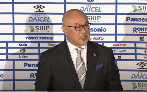 [J1]ガンバ大阪 山内隆司社長が退任 新たに小野忠史氏の社長就任を発表!!「常勝ガンバ大阪」を復活させて参ります