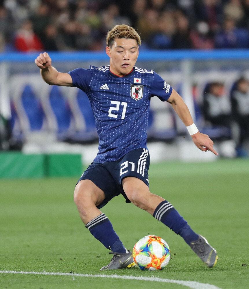 【サッカー】<21歳・堂安律>東京五輪OA枠に来年54歳のカズを推薦!「背中で語れる選手」フジ宮司アナ「ええ~っ!すごい…」
