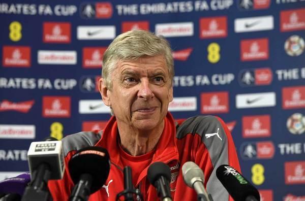 ヴェンゲル監督、FA杯決勝がアーセナル最後の試合かは「わからない」 監督業引退は否定
