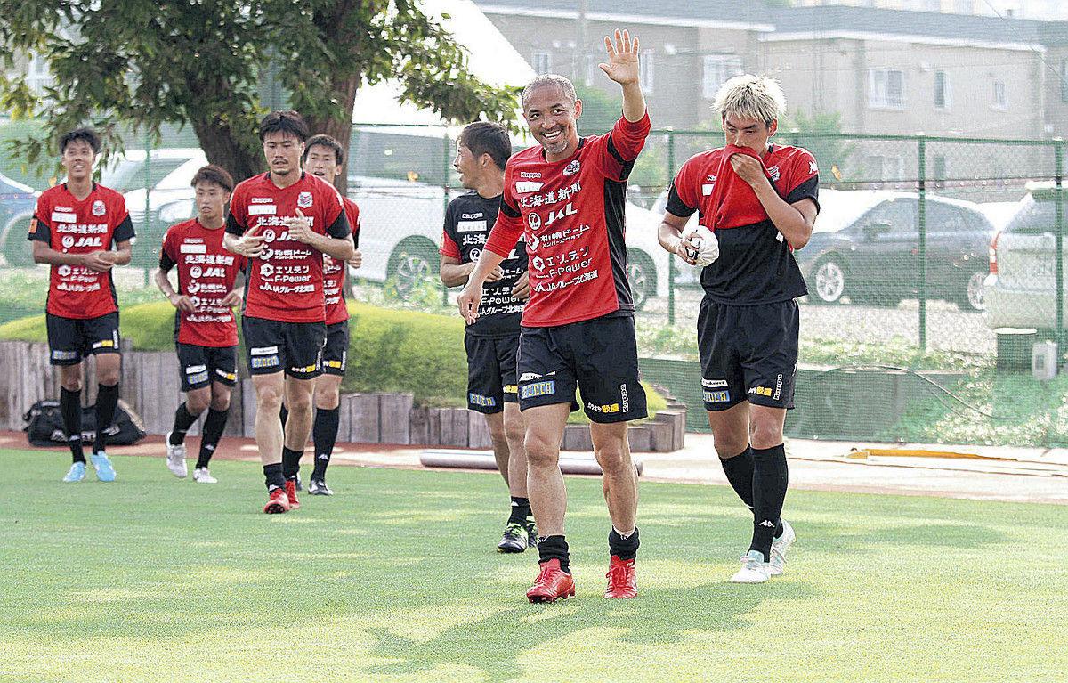 <小野伸二>北海道コンサドーレ札幌からJ2FC琉球に完全移籍!「北も盛り上げられたので、南もお手伝いできたら」