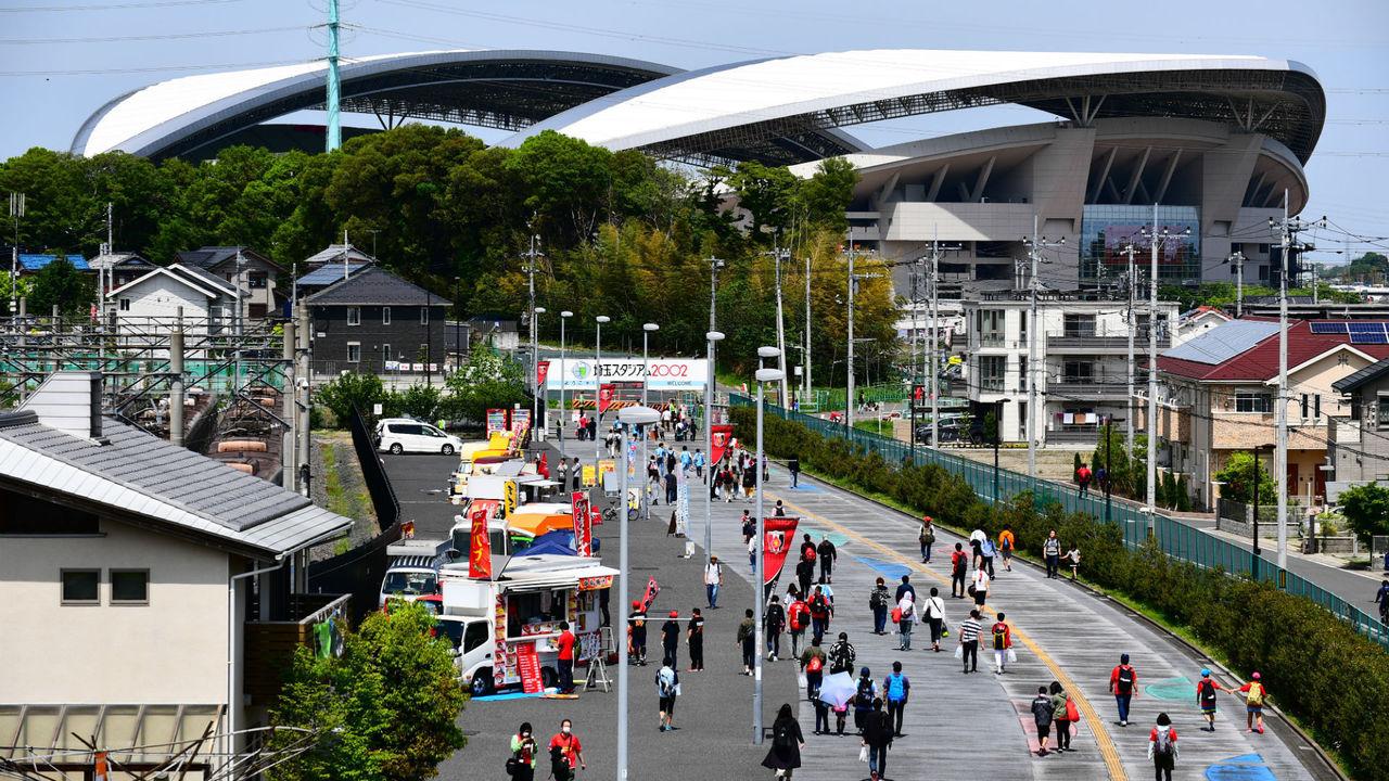 「埼玉スタジアム駅」等設置へ…アクセス改善を目指す浦和レッズ、ホーム戦で請願署名活動を実施