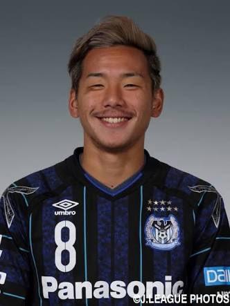 代表初ゴールの井手口 元日本代表・中田氏に似ているとネットで話題に