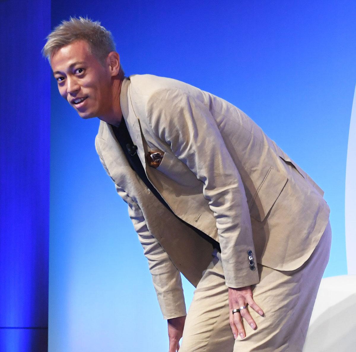 「最後はJリーグで」現役引退示唆の本田圭佑に元日本代表がお願い