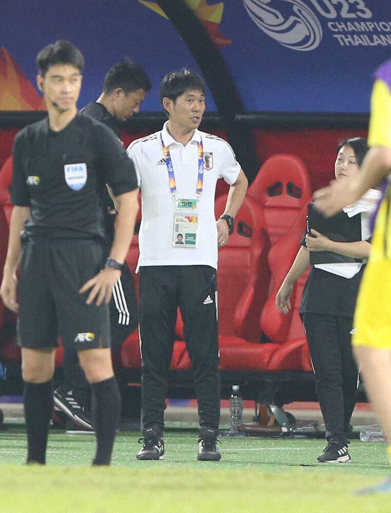 日本代表、1−2でシリアに敗れ史上初のグループステージ敗退決定!(オリンピックには出場できます) AFC U-23選手権