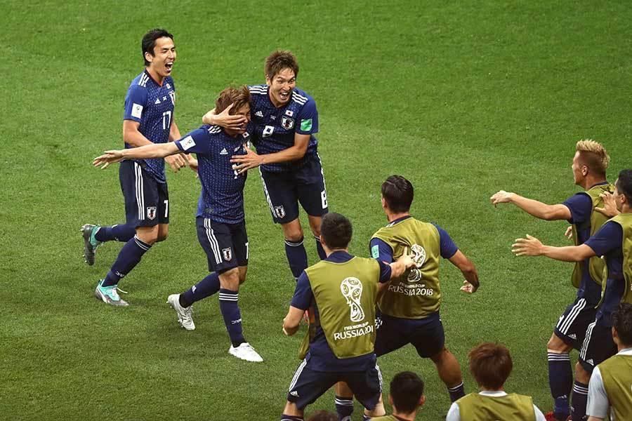<欧州メディアの選手採点は?>日本代表MF乾を最高評価!「日本において最上の選手」