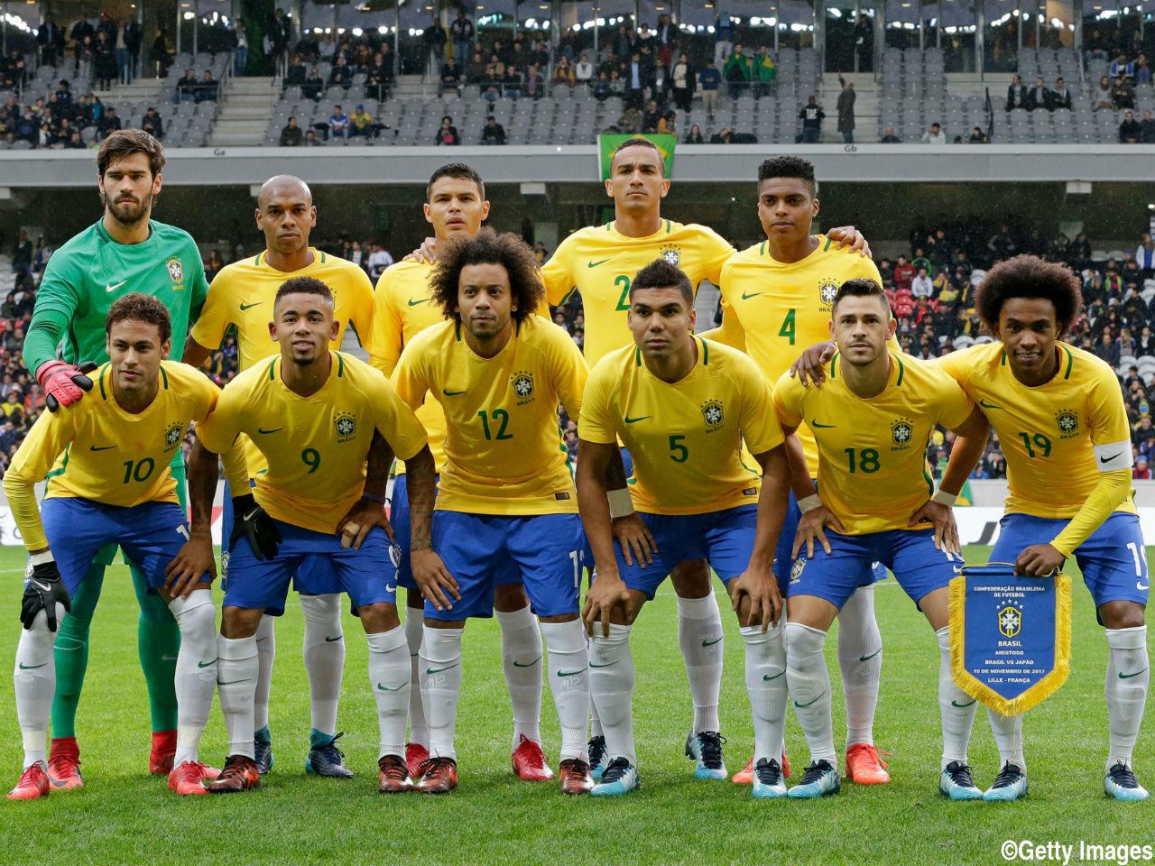 【悲報】ブラジルは豚ウドやロベカルみたいな規格外が何で出なくなったんや?