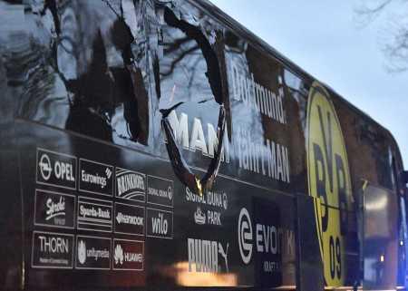 ドルトムントのバス爆発 動機は株式操作で利益を上げるためだった