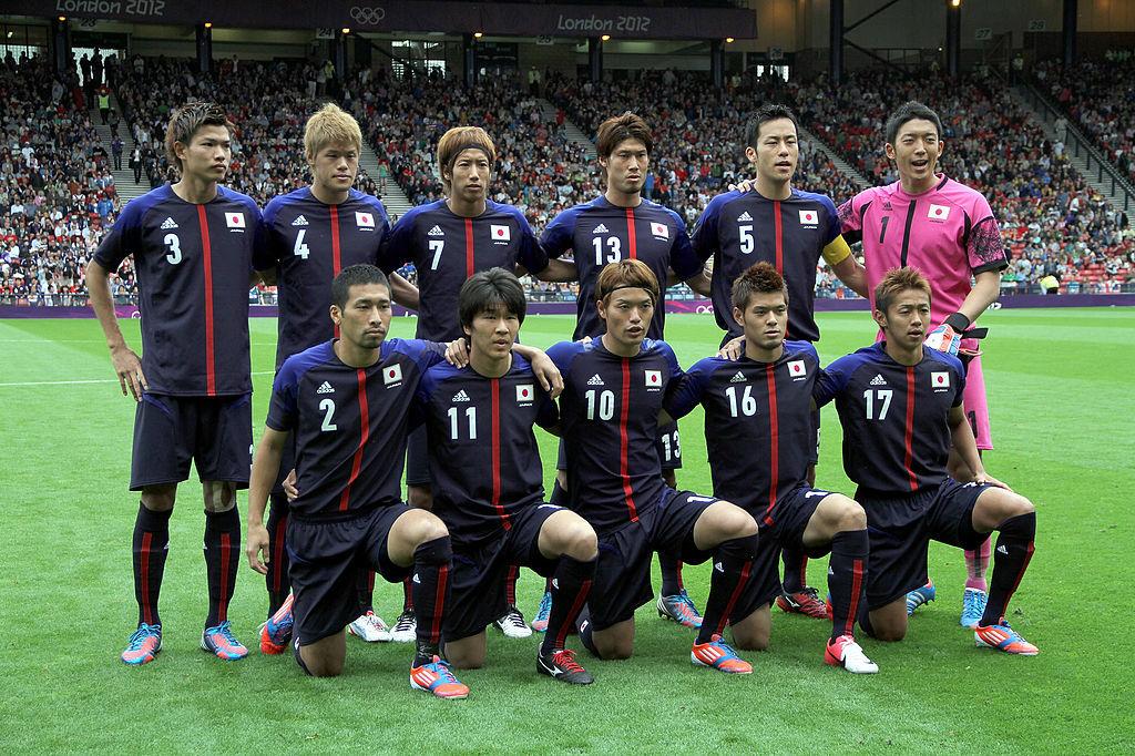 香川らが東京五輪OA枠に!長友は「どこにでもいきます」と立候補