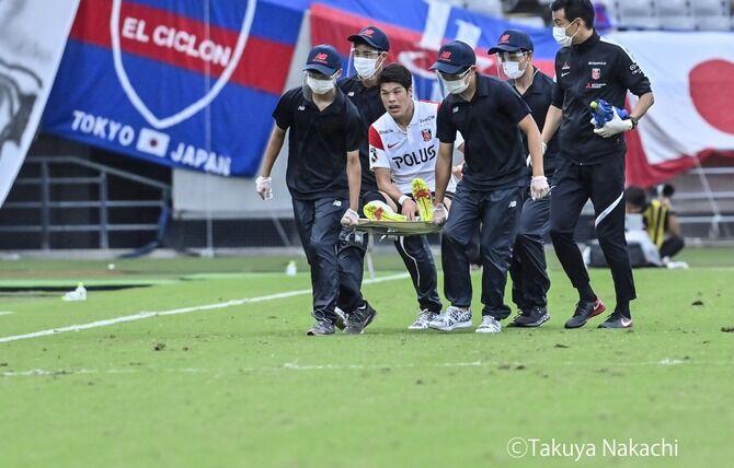 【速報】酒井宏樹さんの怪我…日本代表ヤバくないか?