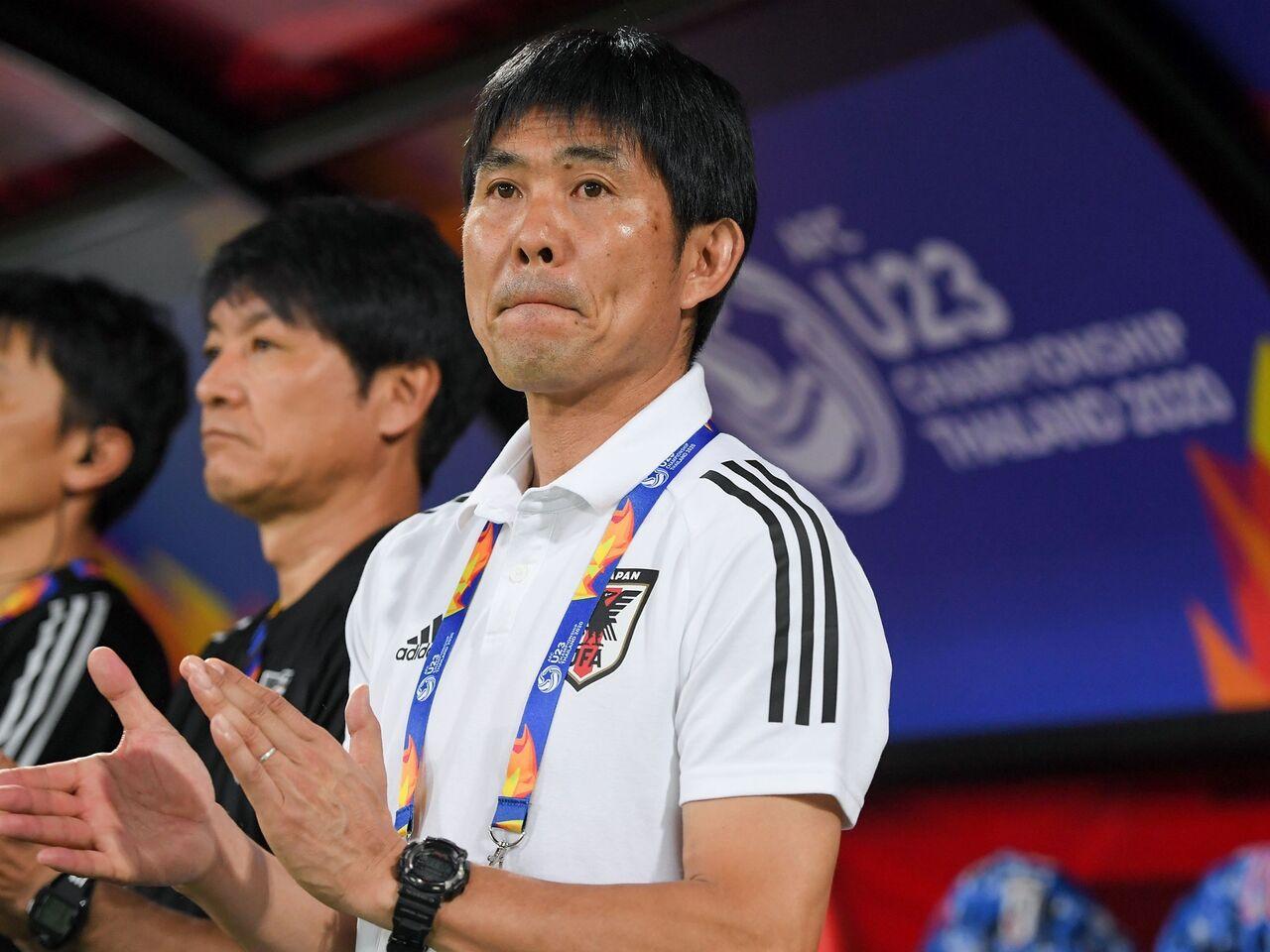 東京五輪を目前に危機的惨敗…U-23森保監督は選手に期待「勝負勘を培ってもらえれば」