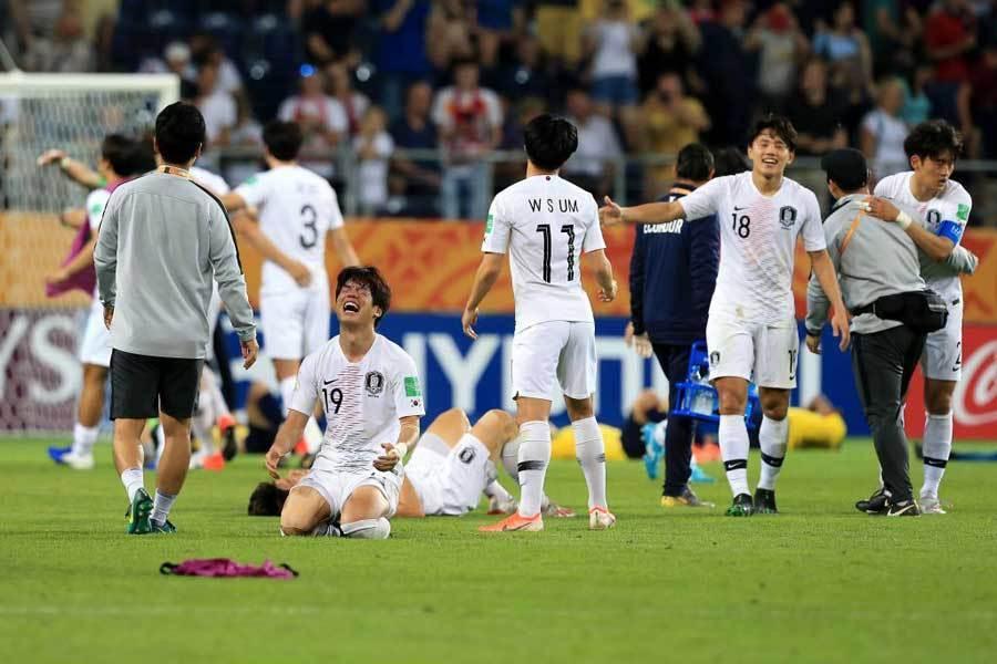 韓国がU-20W杯で初の決勝進出 「日本を破ったのと同じ会場」での快挙にFIFA着目