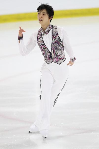 echko フィギュアスケートの記録