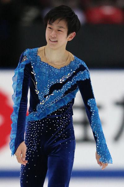 フィギュアスケート モッコリ