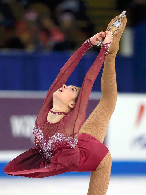 エフゲニア・メドベデワ (フィギュアスケート選手)の画像 p1_11