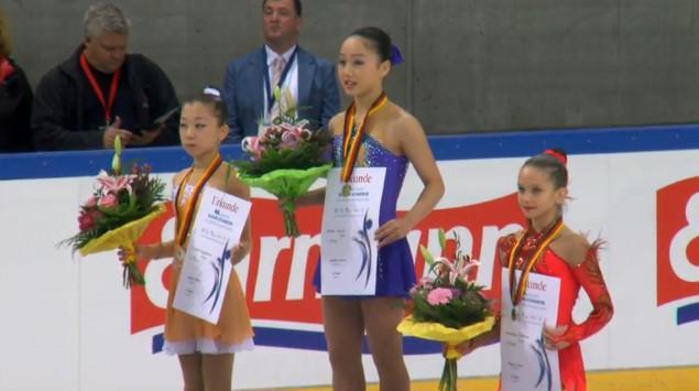 樋口新葉選手優勝、木原万莉子6位 : echko フィギュアスケートの...  echko フィ
