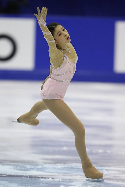 echko フィギュアスケートの記録...