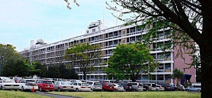 Riken_HQ_Main_Research_Building