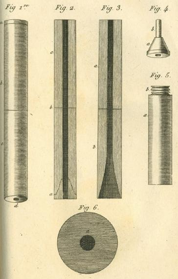 Rene-Theophile-Hyacinthe_Laennec_Drawings_stethoscope_1819