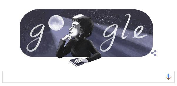 Rosario Castellanos doodle