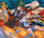 【パズドラ】金の海賊龍・アン&メアリー開始!!緑パイレーツが出るみたい
