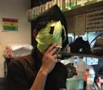【バカッター】近大生 バイト先の居酒屋で自分の顔をキャベツで覆うなどの悪ふざけ