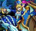 【パズドラ】蒼の海賊龍アルビダ開始!!踏まれるwwwwww