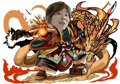 川越シェフがパズドラのモンスターだった頃の画像ください!