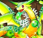 【パズドラ】ランク100いかない初心者だが、メロンドラゴンとかって使えるの??