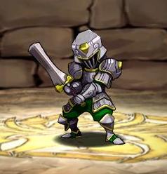 【パズドラ】落ちてくれない岩の魔剣士 アンケートダンジョン3