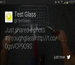 フェイスブックとツイッターがGoogle Glassアプリを公開!サイクリング中にツイートが見れる!!