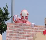 【C84】コミケ、40度超の熱気にもかかわらずコスプレ大にぎわい!!「進撃の巨人」も出現