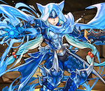 【パズドラ】水の龍剣士男だと思ってたけど進化後よく見ると胸ある…??