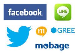 日本3大SNSはFacebook/Twitter/mixiだがmixiだけ消えちゃいそう