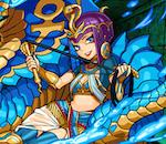 【パズドラ】海の龍騎姫クレオパトラ地獄クリアできねー