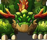 【パズドラ】データ更新でパズドラZコラボの画像追加!!尻尾の先になんかついてるwwwww