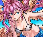 【パズドラ】女の子ガチャ開始!!水メタ出たー?