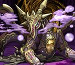 【パズドラ】闇の歴龍(上級)まわしまくってるのにカリラ落ちないんだが・・・