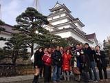 鶴ヶ城観光
