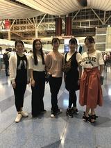 出発日集合写真(2020-8-29)