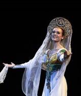 ロシアの踊り(ロパートキナさん)